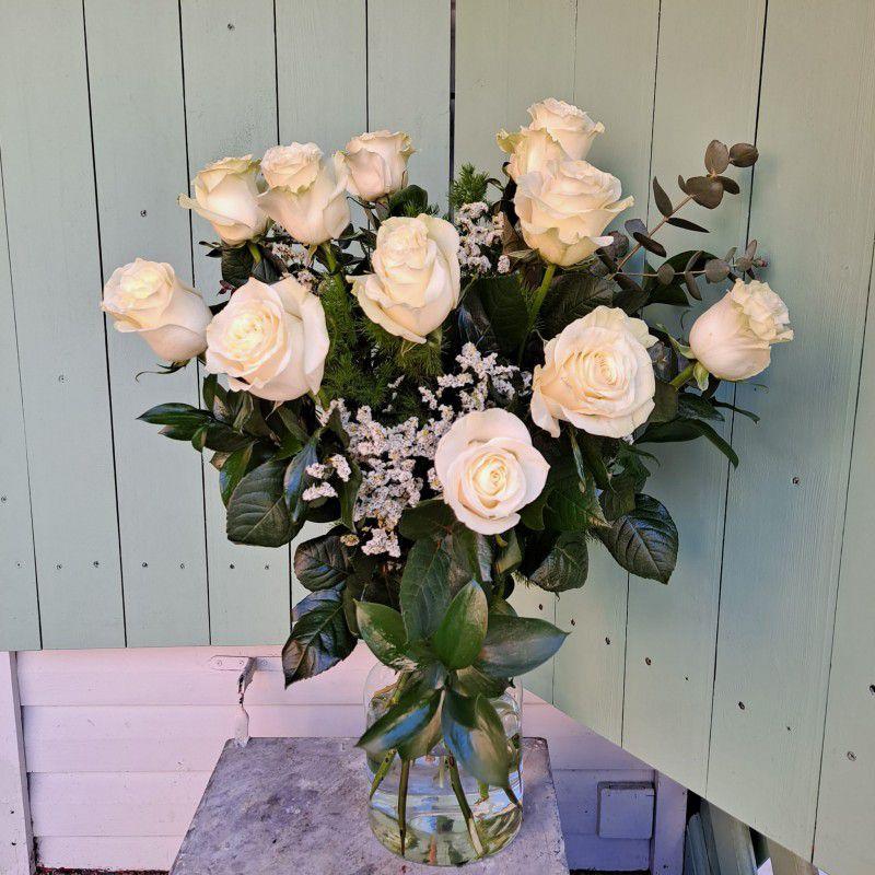 Ramo Pure Love 12 rosas
