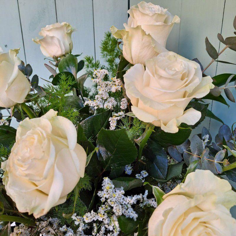 Ramo Pure Love 18 rosas