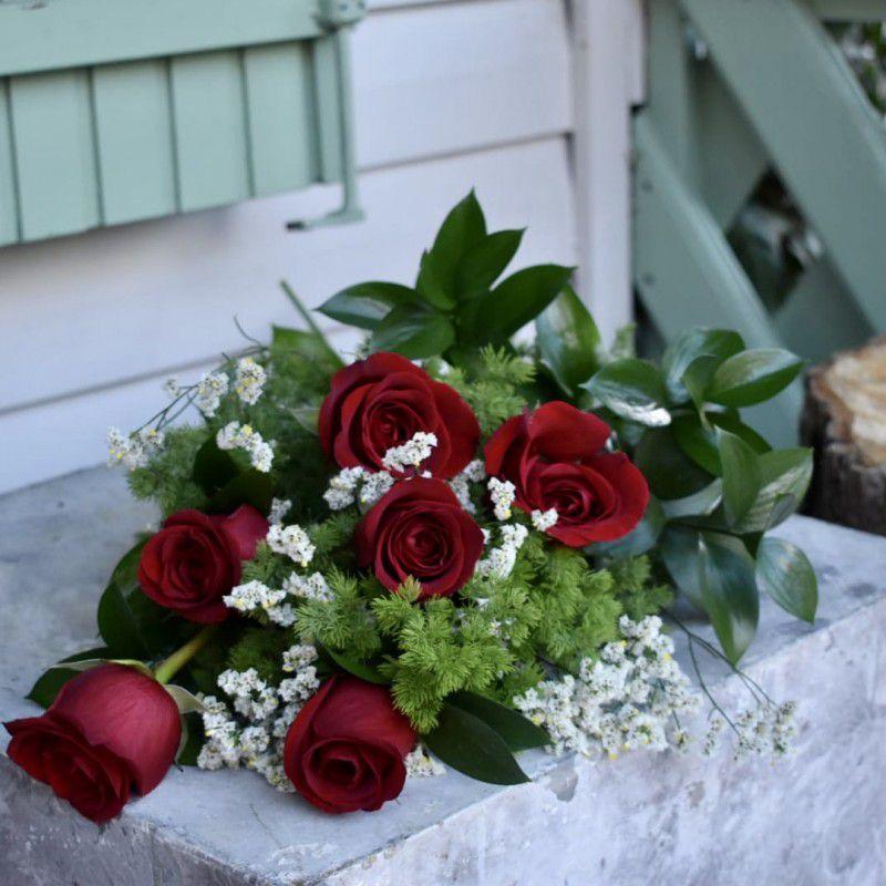 Ramo Love 6 rosas