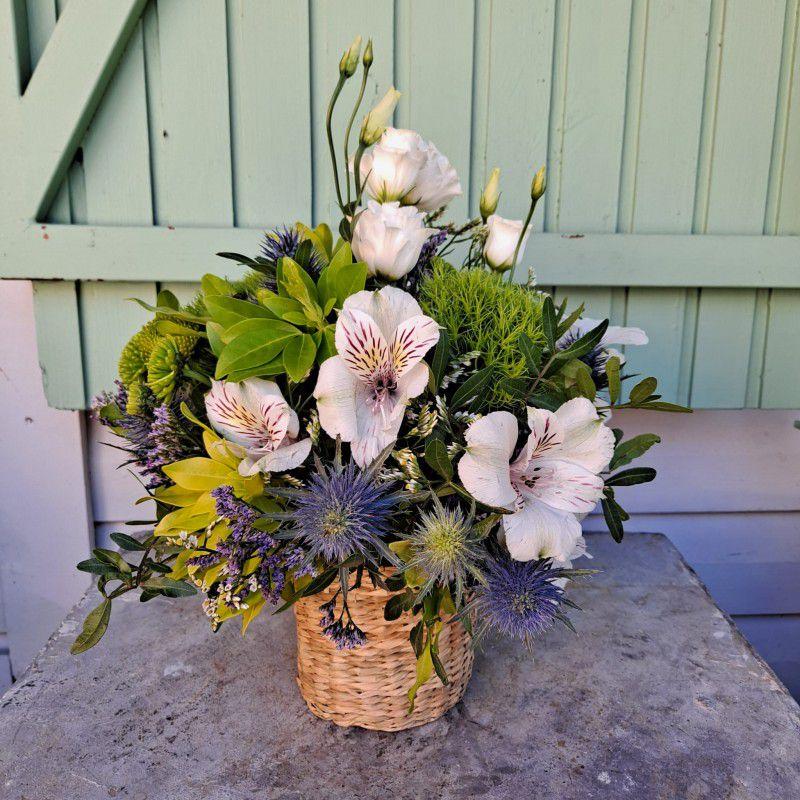 Centro flores Mariela