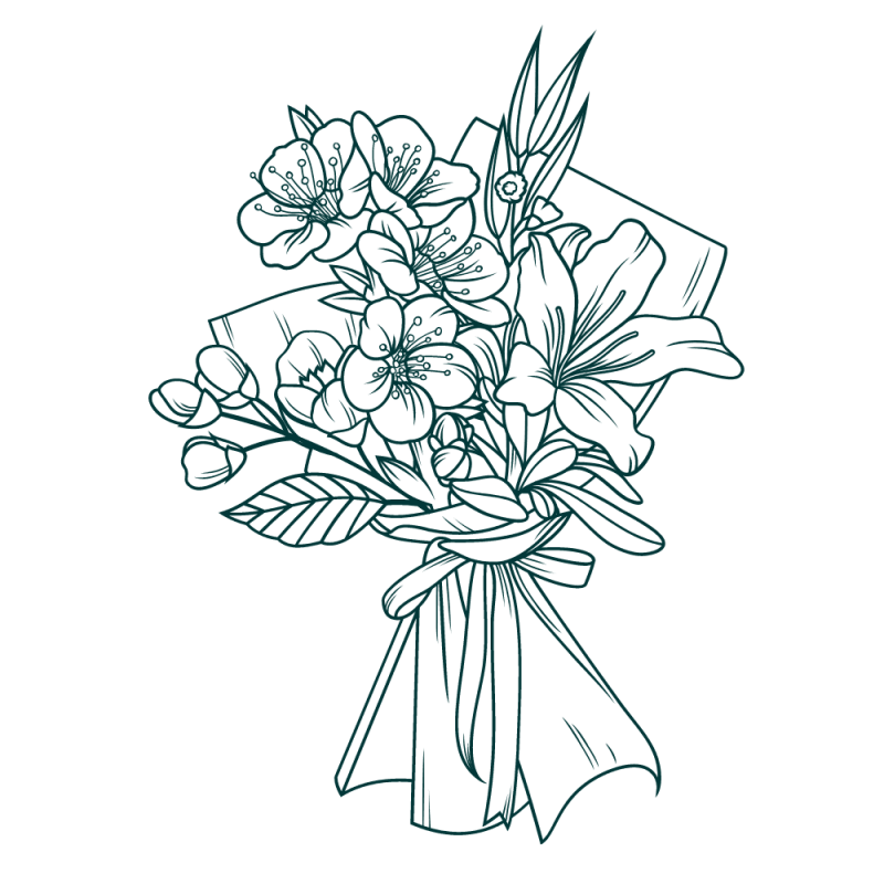 Ramo del florista